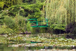 Visite guidée de Giverny et Monet